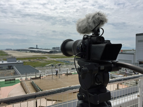 SONY DSC-RX10M3(関西空港)