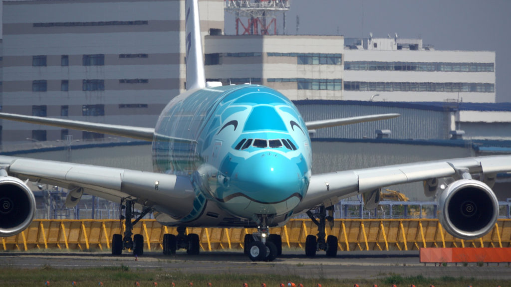 ANA Airbus A380 [JA382A]